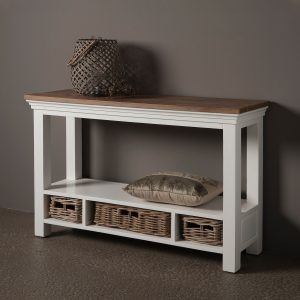 Tower Living Sidetable 'Napoli' met 3 laden