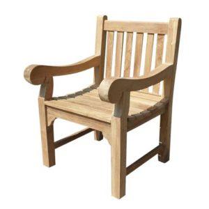 Elephant stoel. Teak grade A hout.