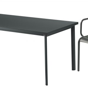Emu Star tuinset 160x90 tafel + 4 stoelen (armchair)