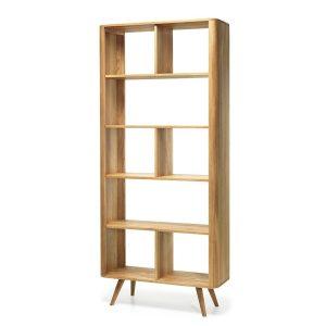 Gazzda Ena Room Divider - Scandinavische boekenkast - Retro