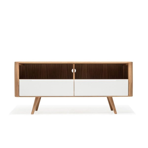 Gazzda Ena TV Sideboard Three - Retro TV meubel - Scandinavisch