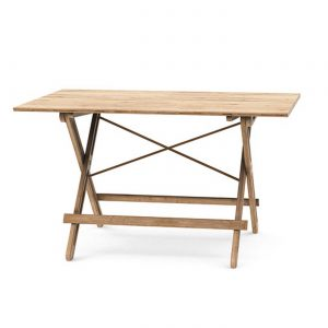 We Do Wood Field table - Opklapbare eettafel - 130 cm -