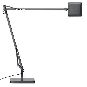 Flos Kelvin Edge bureaulamp LED titanium