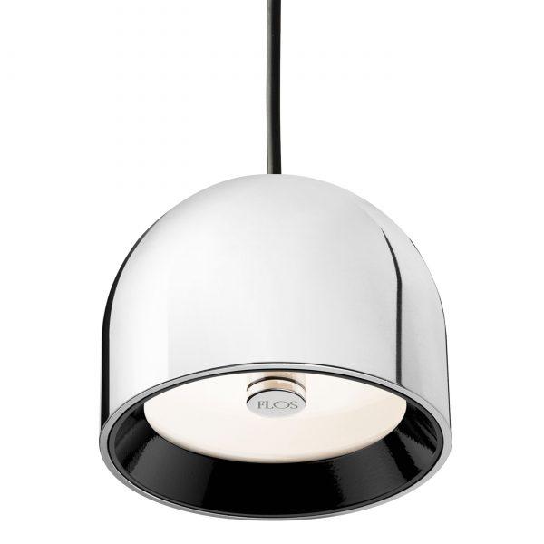 Flos Wan S hanglamp aluminium