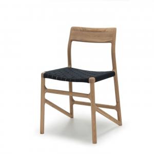 Gazzda Fawn Chair - Scandinavische eetkamerstoel- Retro Vintage design