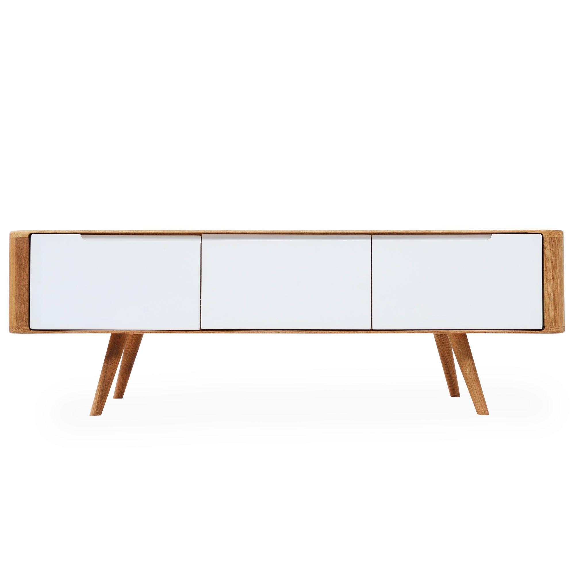 Tv Kast Wit Retro.Gazzda Ena Tv Sideboard Retro Tv Meubel Scandinavisch Design