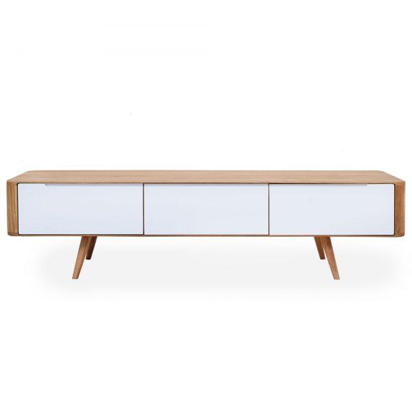 Gazzda Ena TV Sideboard - Retro TV Meubel - Scandinavisch Design - Loca / Lodge
