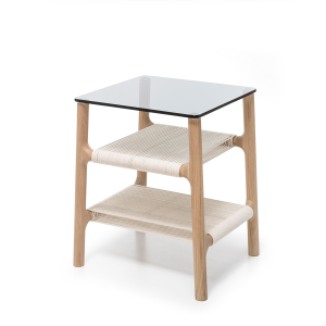 Gazzda Fawn Side Table - Vintage bijzettafel - Scandinavisch
