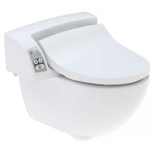 Geberit Aquaclean 5000 douche wc met closet model 2 wit
