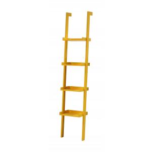 Artichok Boekenkast ladder - Noah - Smal - gekleurde ladder in huis