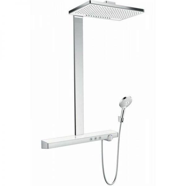 Hansgrohe Rainmaker select 460 3jet showerpipe wit-chroom