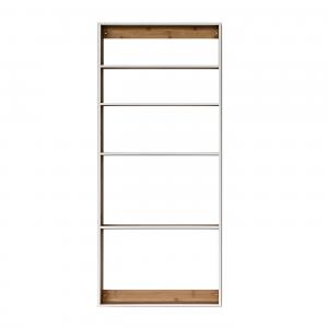 We Do Wood Fivesquare - Hangende wandkast - Bamboe -