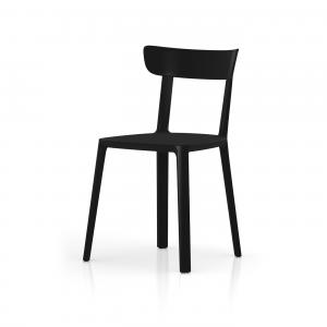 Toou Cadrea chair - Kunststof eetkamerstoel - Bistrostoel