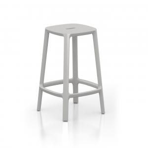 Toou Cadrea barchair - Kunststof barkruk - 65 cm -