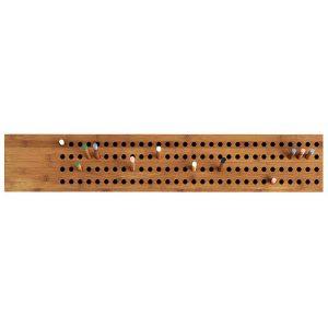 We Do Wood Horizontale kapstok