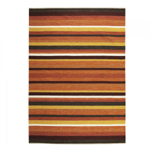 Lina tapijt 80 x 240 cm rood