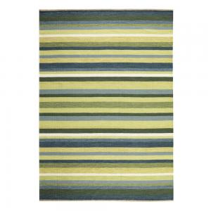 Lina tapijt 80 x 240 cm groen