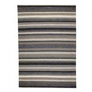 Lina tapijt 80 x 240 cm grijs