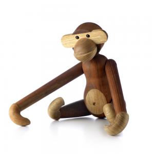 Kay Bojesen houten aap Large hout