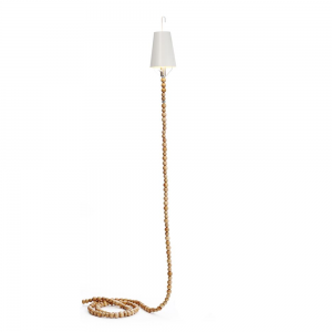 Rosary lamp wit