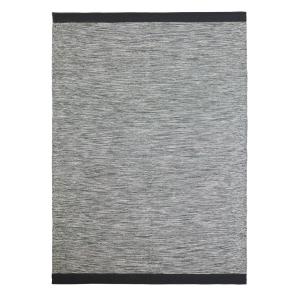 Loom vloerkleed grijs 200 x 300 cm.