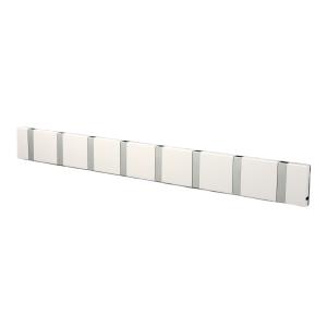 Loca Knax kledinghanger 80 cm wit-grijs