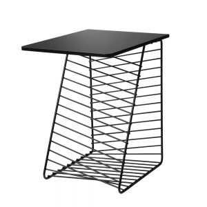 Senna tafel zwart