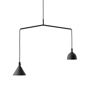 Cast plafondlamp form 4