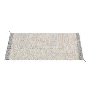 Ply vloerkleed 85 x 140 cm. gebroken wit