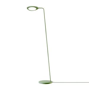 Leaf vloerlamp groen