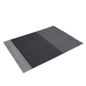 Varjo vloerkleed 200 x 300 cm. donkergrijs
