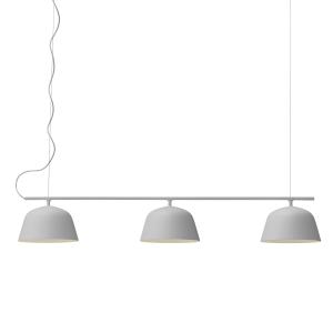 Ambit Rail hanglamp grijs