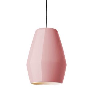 Bell lamp roze