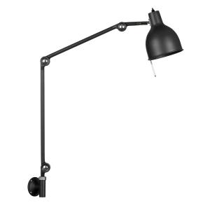 PJ70 lamp mat-zwart mat-zwart