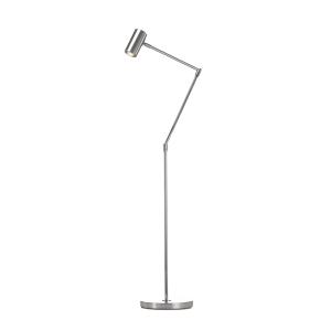 Minipoint vloerlamp GX225 chroom