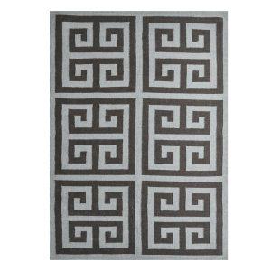 Signature Cube vloerkleed 180 x 270 cm. gray garden (grijs)