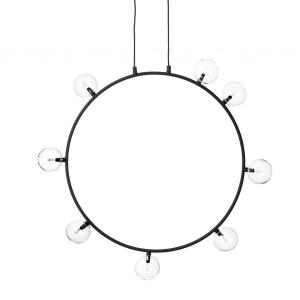 Air 50 hanglamp zwart