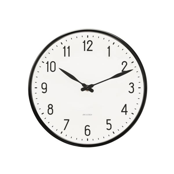 Arne Jacobsen Station wandklok 21cm