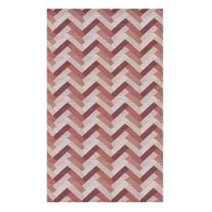 Florens vloerkleed copper (rood)