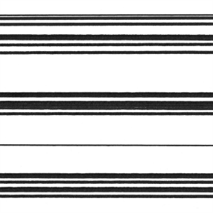 Kallio behang zwart-wit