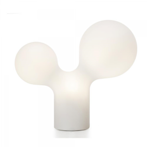 Double Bubble lamp middel