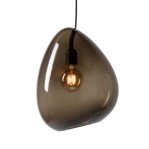 Ocean hanglamp rookkleurig