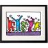Untitled door Keith Haring, 40 x 50 cm
