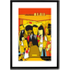 Pulp Fiction door Ale Giorgini, 30 x 42cm (A3) ingelijste print