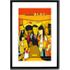 Pulp Fiction door Ale Giorgini, 42 x 59cm (A2) ingelijste print