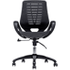 Buro draaibare bureaustoel, zwart