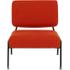 Knox fauteuil, retro-oranje