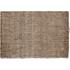 Riya geweven juten vloerkleed, 200 x 300 cm, natuurlijke kleuren