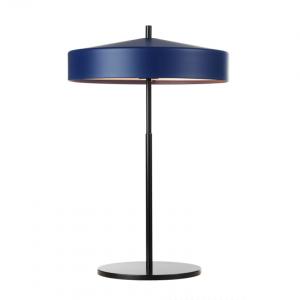 Cymbal tafellamp blauw