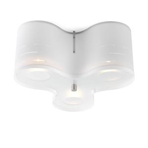 Clover plafond 40 wit